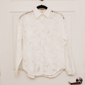 Chic Wish Blouse